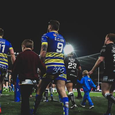 Hull FC vs Warrington Wolves