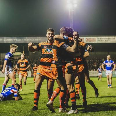 Tigers overcome Trinity fightback