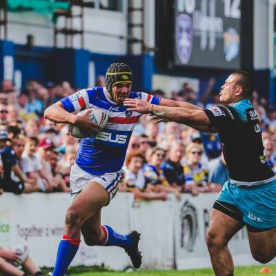 Wakefield impress against Leeds
