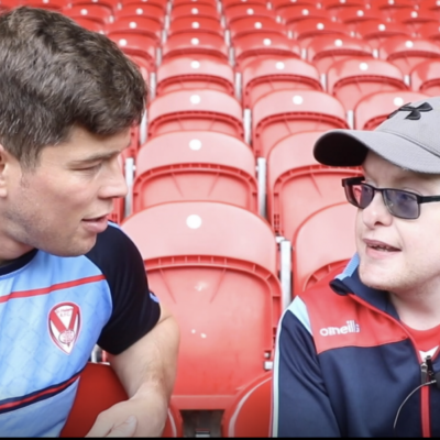 LMS meets learning disability players