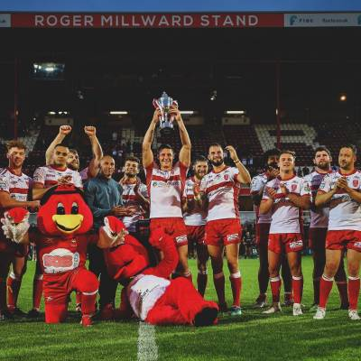 KR win the Hull Derby and move off bottom