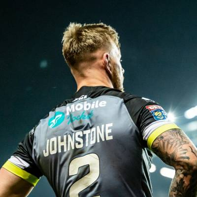 Tackle The Tough Stuff: Tom Johnstone
