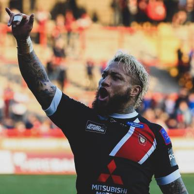 Highlights: Warrington Wolves v Salford Red Devils