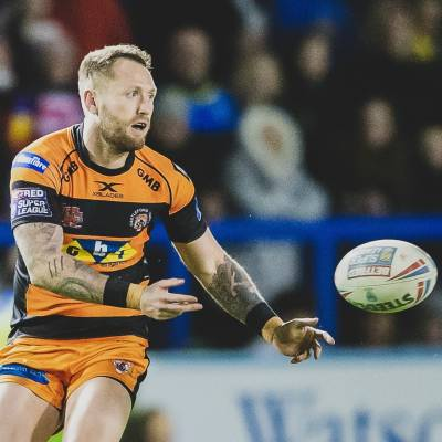 Highlights: Wakefield Trinity v Castleford Tigers