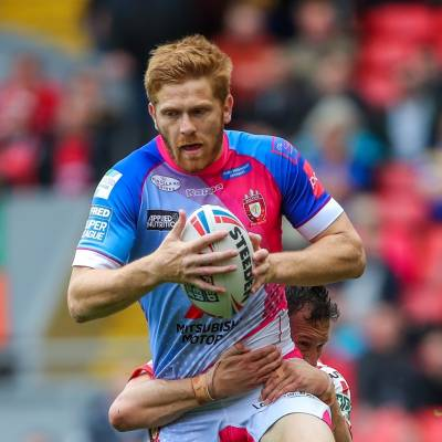 Salford defeat Catalans