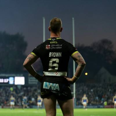 Brown moves to Leigh