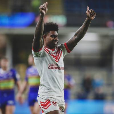 Saints down Rhinos