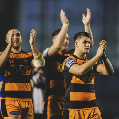 Tigers overcome Wolves