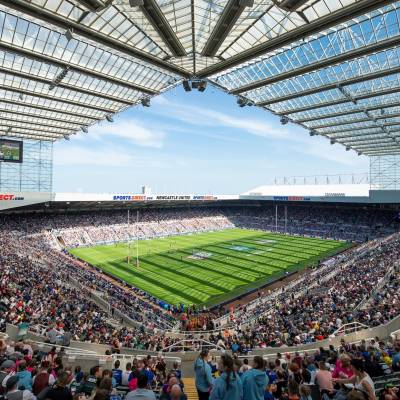 Dacia Magic Weekend returns to Newcastle