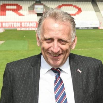 Rovers Chief Executive to step down
