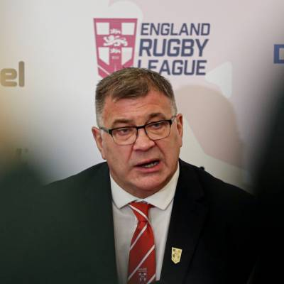 Wane names first England group