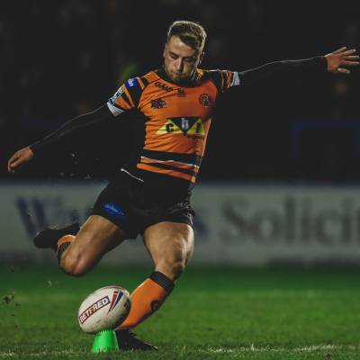 Castleford v St Helens selected for TV