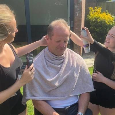 Super League gets behind #CareWithHair to support care services