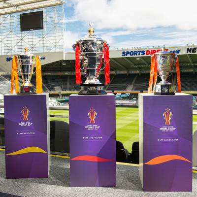 RLWC2021 set to rock Super League Stadia