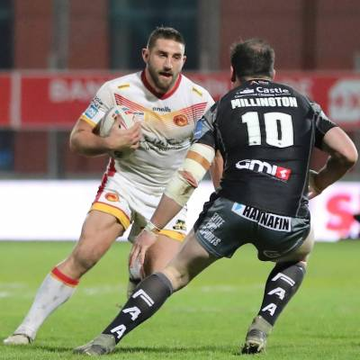 Dragons confirm home games in Perpignan