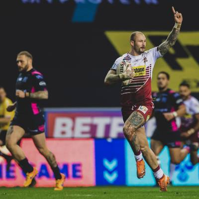 Semi-final: Warriors v Hull FC