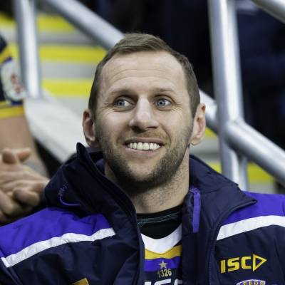 Rob Burrow awarded MBE