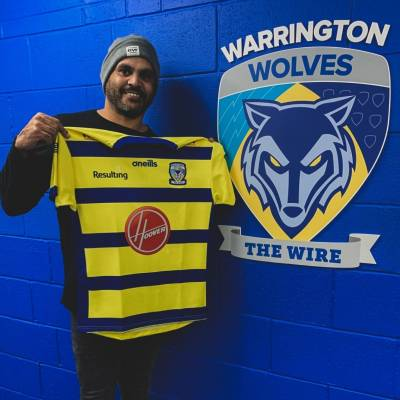 Inglis ready for Wolves challenge