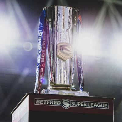 Betfred Super League fixtures announced
